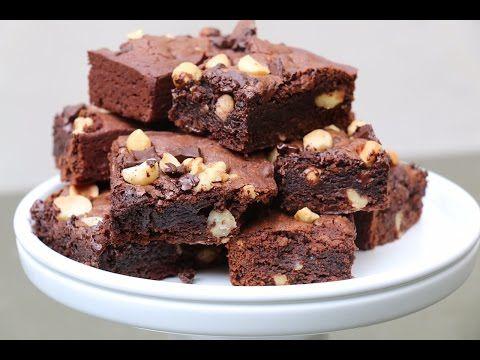 Ma meilleure recette de brownies au chocolat très moelleux