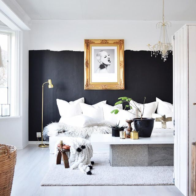 17 Best Ideas About Half Painted Walls On Pinterest