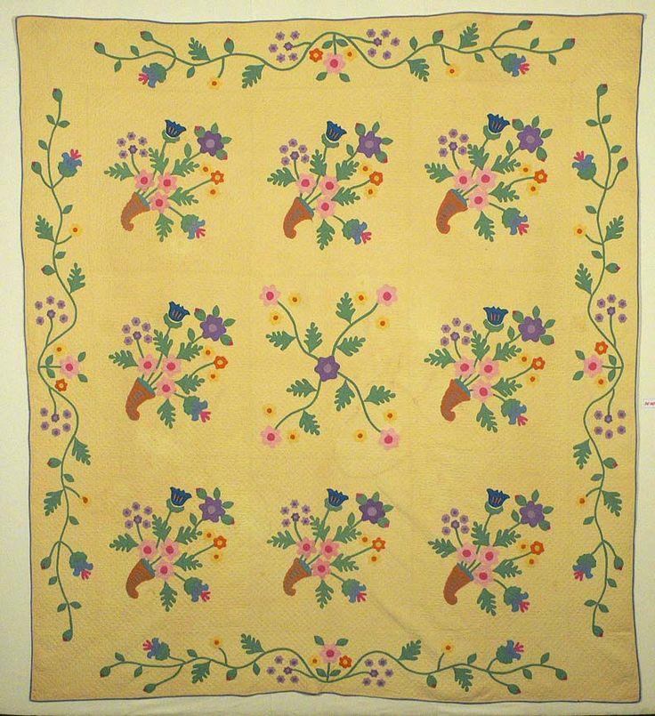 692 Best Images About Quilts Appliqu 233 On Pinterest Aunt