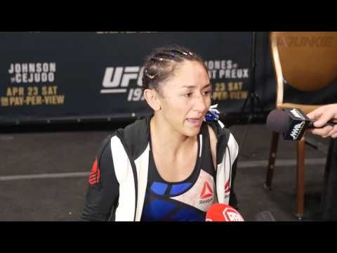 Carla Esparza back and over the hump with a decisive victory