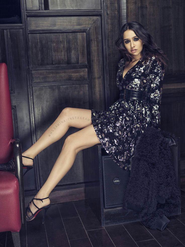 Pic of Beautiful Shraddha Kapoor of Femina India's Magazine Photoshoot