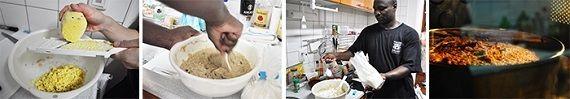 料理男子のジャマイカ人が教えてくれた「ポテトプリン」のレシピ♪|KitchHike