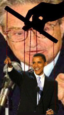 George Soros Uses Obama to Fundamentally Transform America...9 out of 10 liberals don't even realize they put this old white man in charge of their lives.