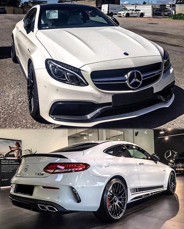 Mercedes-Benz C 63 S AMG Coupé