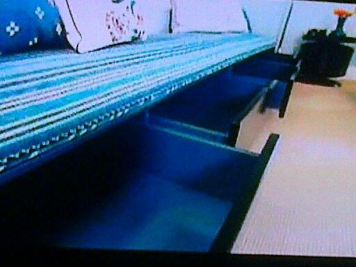Las 25 mejores ideas sobre cajones bajo cama en pinterest - Cajones bajo cama ...