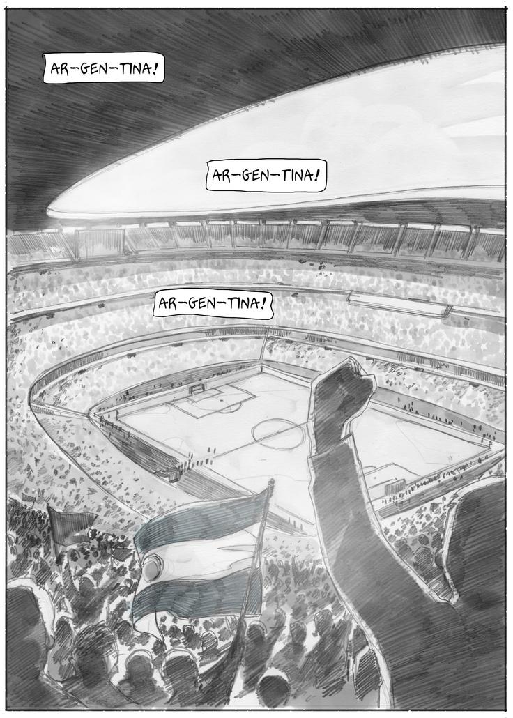 22 Giugno 1986.  Allo stadio Azteca di Città del Messico sta per iniziare il quarto di finale della coppa del mondo tra Argentina e Inghilterra.    Questo giorno entrerà di diritto nella storia del calcio...