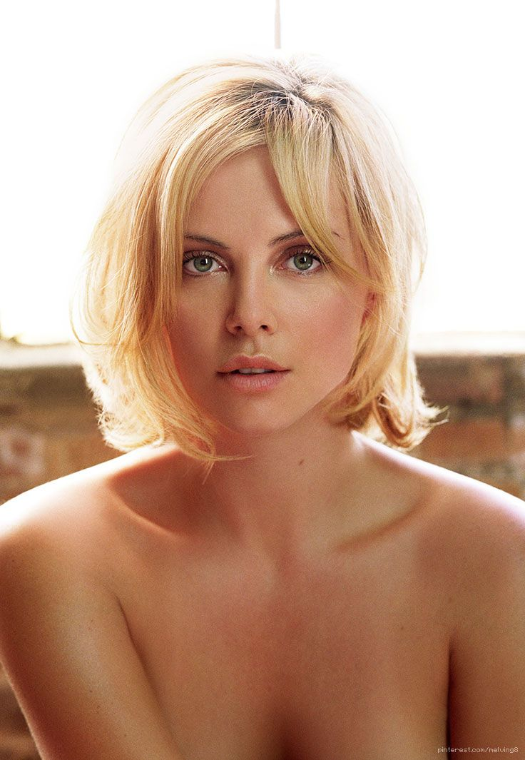 Charlize Theron by James White for Entertainment Weekly • 2005