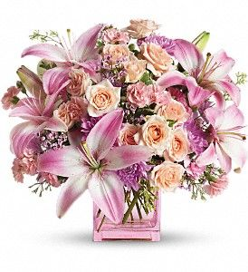 Teleflora's Possibly Pink in ThornhillON, Royal Orchid Florist