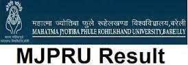 MJPRU BA Part-I II III Results 2017, Rohilkhand University BA Exam Result 2017, Students check MJP University BA 1st Year/2nd Year/3rd Year Result Dates.