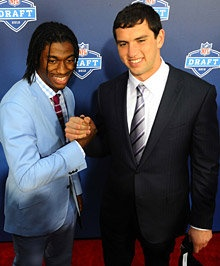 RG3 and Luck