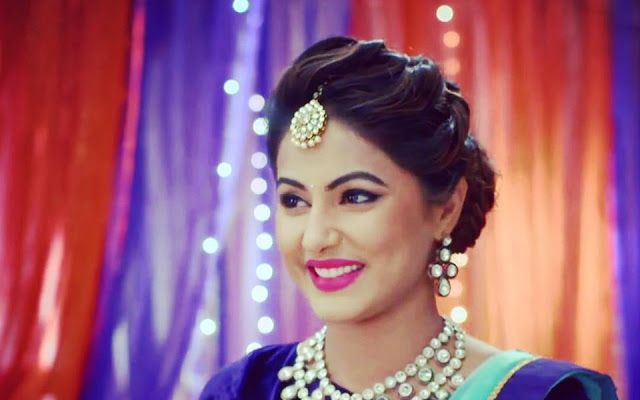 hina khan aka akshara hairstyles - Google Search