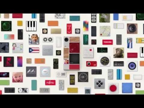 ▶ Project Ara: Part of it - YouTube
