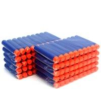 $1, $1 shipping  The Products is 100% brand new and high quality. 7.2cm Refill Bullet Darts for Nerf N-strike Elite S