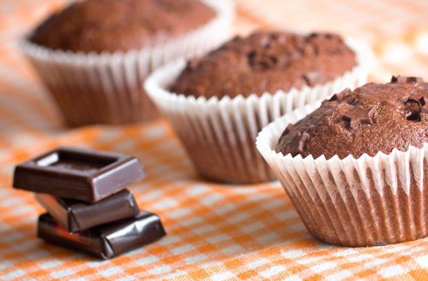 Ínycsiklandó csokoládés muffin | femina.hu