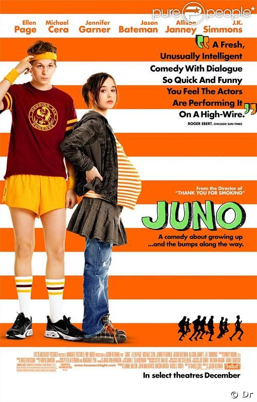 Juno (2007)  Estados Unidos Jason Reitman