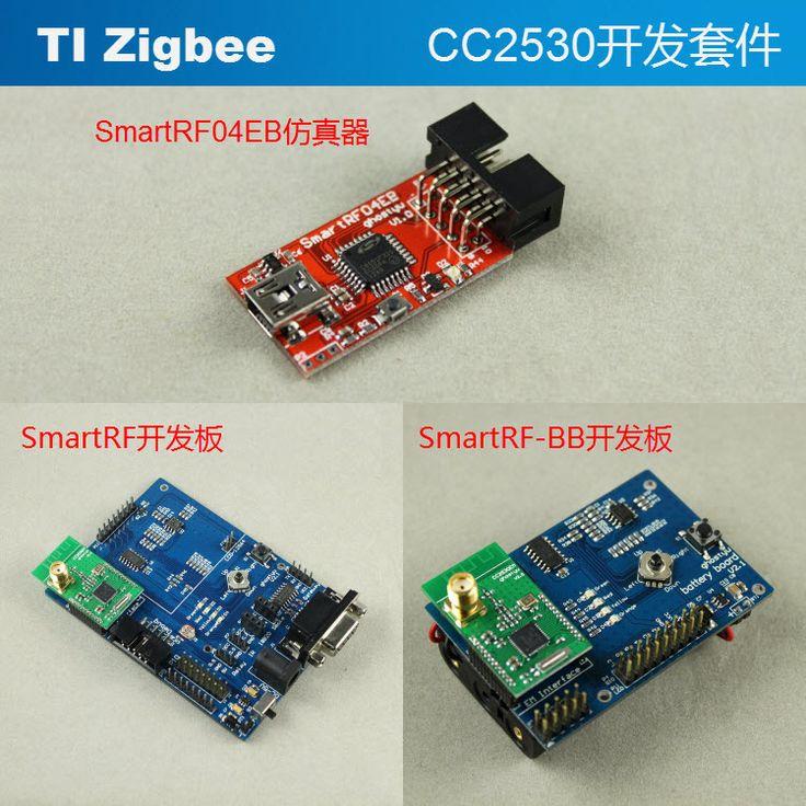Internet of things ZigBee CC2530 development kit simulator cost-effective introduction tutorial #Affiliate