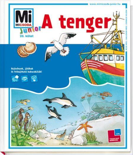 http://sokatolvasok.hu/mi-micsoda-junior-a-tenger Mi MICSODA Junior A tenger