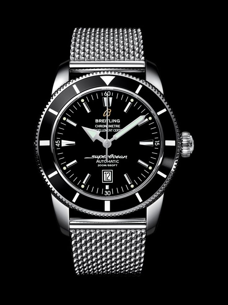 Favorite Everyday watch - Breitling Superocean Heritage Chronograph