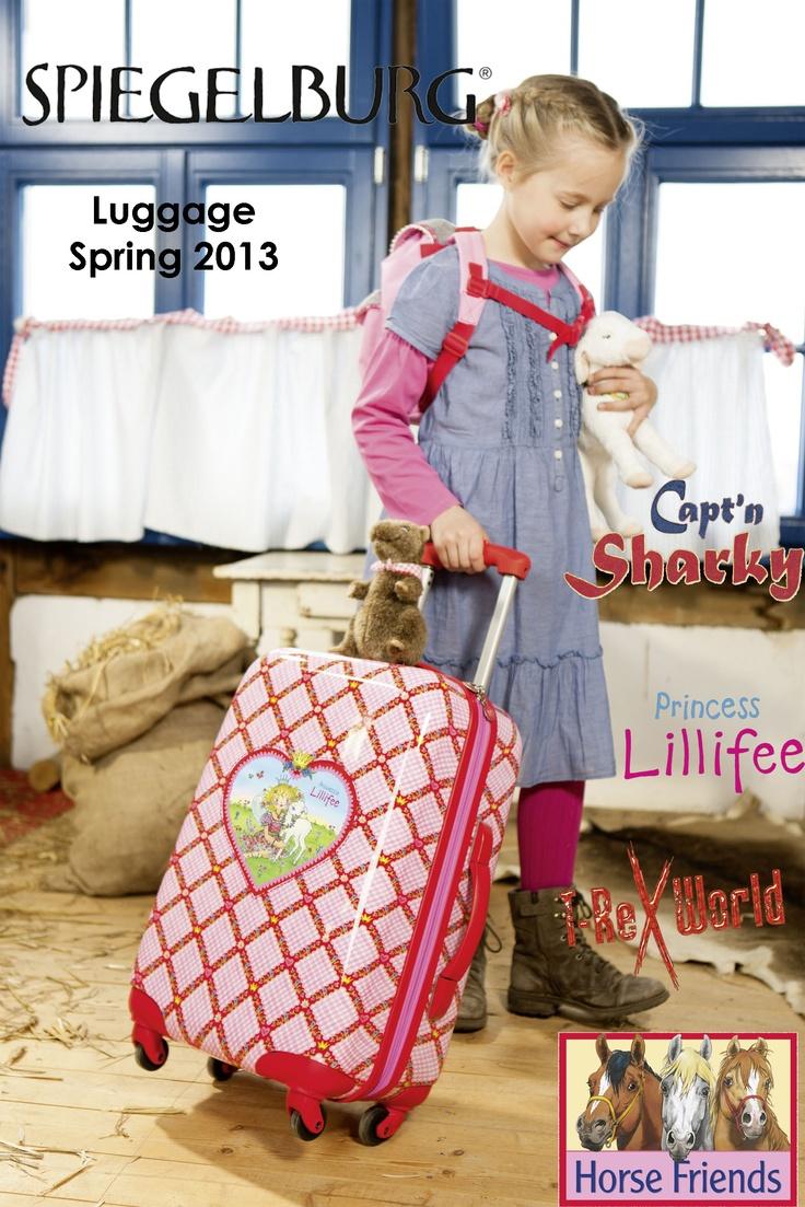 Spiegelburg Luggage Spring 2013