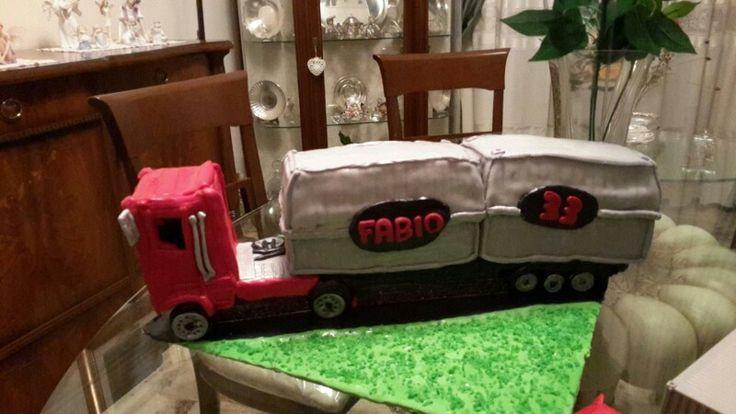 Torta Camion