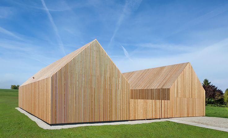 Galeria - Casa de Madeira / KÜHNLEIN Architektur - 1