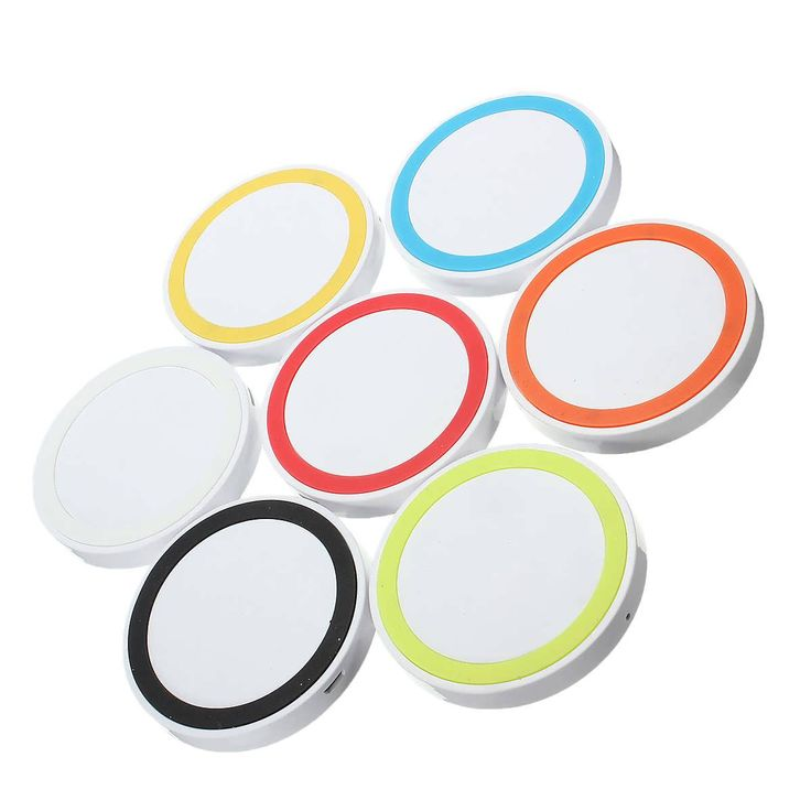Q5 Wireless Charger Pad Qi Standard Transmitter White Chassis For Phone  Worldwide delivery. Original best quality product for 70% of it's real price. Hurry up, buying it is extra profitable, because we have good production sources. 1 day products dispatch from warehouse. Fast &...
