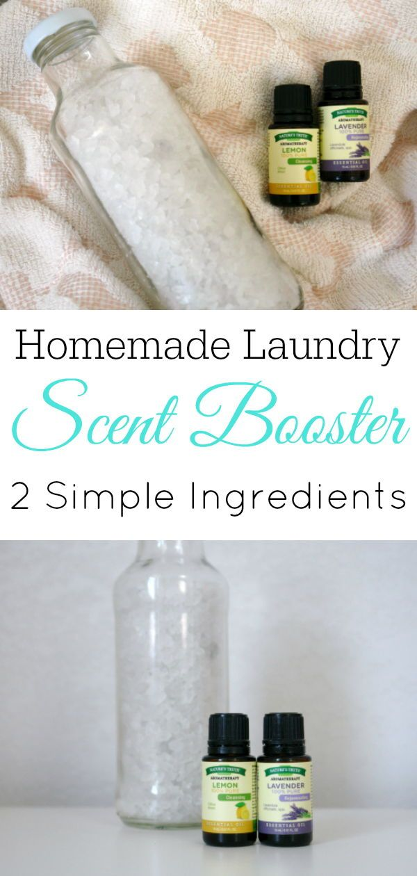 Diy Natural Laundry Scent Booster Natural Cleaning Products Diy Cleaning Products
