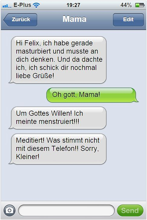 geile frauen de sex sms chat