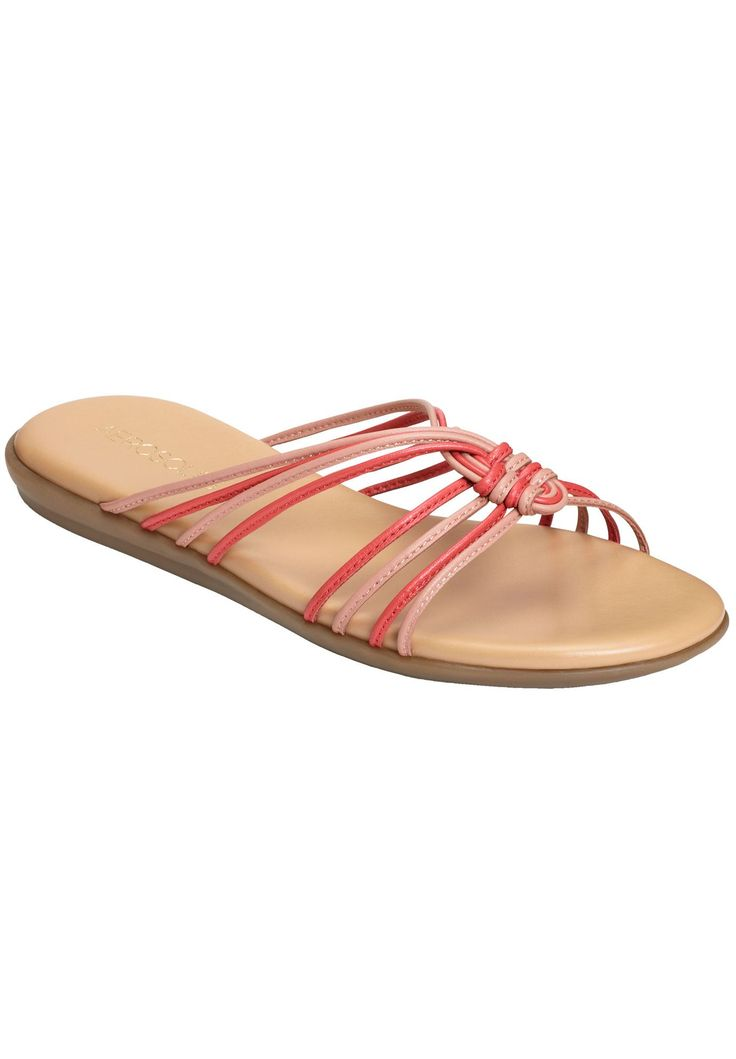 Health Club Sandals by Aerosoles - Wide Width Women's