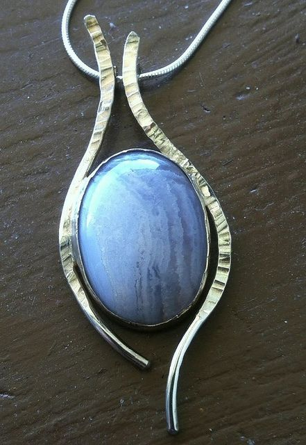 Blues Traveler Pendant by Kaelin Design, via Flickr