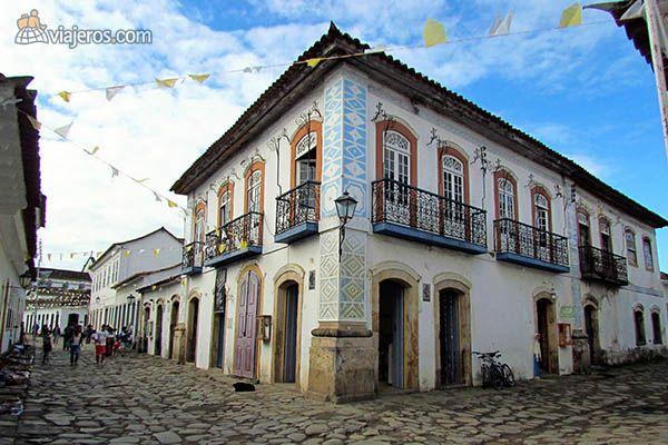 más fotos de Paraty aquí: http://www.viajeros.com/fotos/