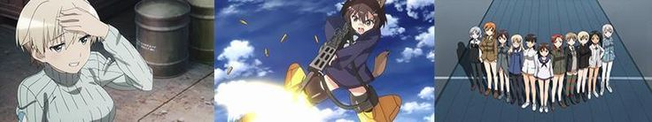 Brave Witches 01 VOSTFR | Animes-Mangas-DDL