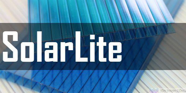 Tấm Polycarbonate SolarLite - Tấm lợp lấy sáng rỗng ruột #polycarbonate #solarlite #indonesia