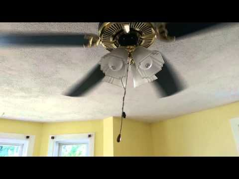 Ceiling Fan Wobble Youtube Ceiling Fan Ceiling Fan