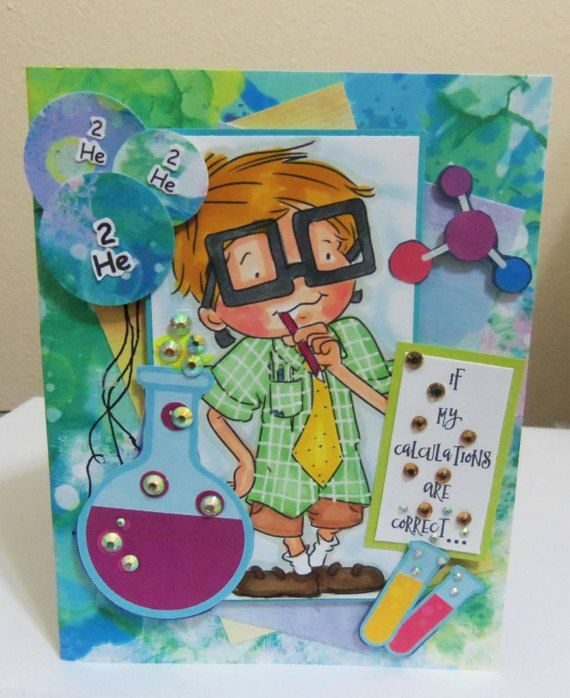 188 best cards i make and sell images on pinterest card stock birthday card happy birthday card science engineer college student boys bookmarktalkfo Choice Image