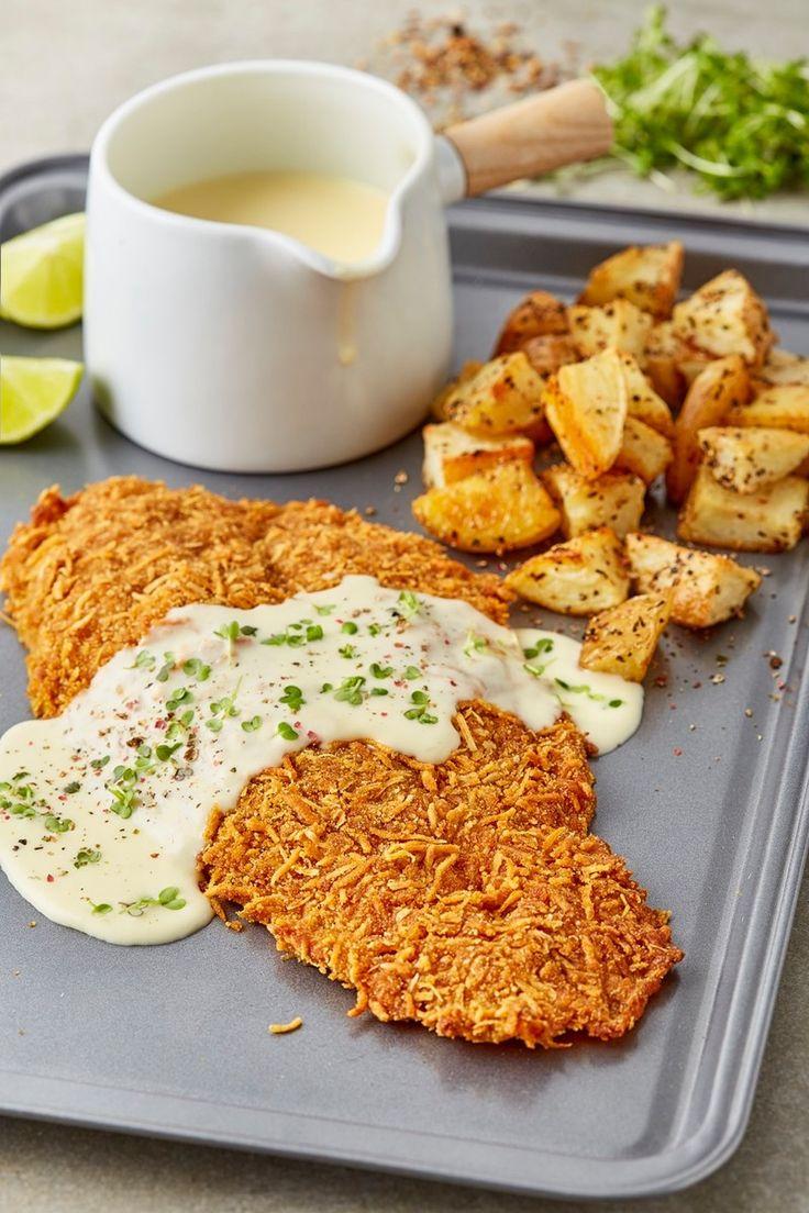 Sajtos fish and chips házilag - próbáld ki az angolok kedvenc receptjét! | Mindmegette.hu