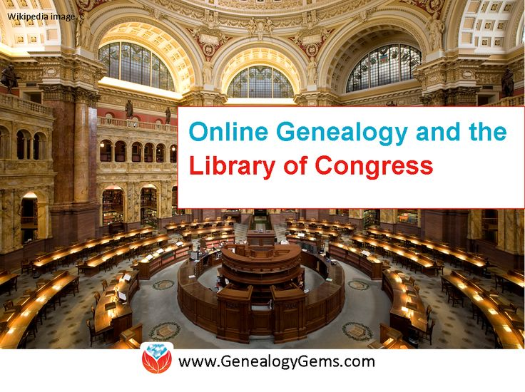 Library congress research papers