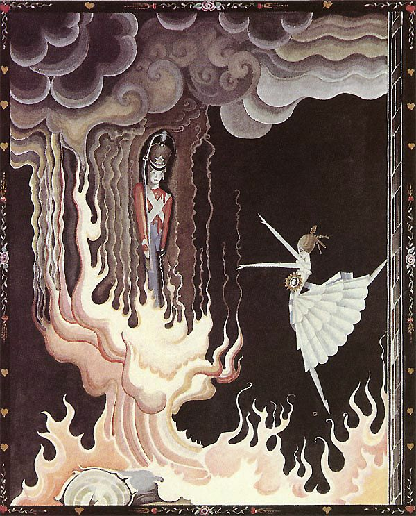 Fame is a vapor; popularity an accident; the only earthly certainty is oblivion. ~Mark Twain   Danish-American illustrator Kay Nielsen  is o...