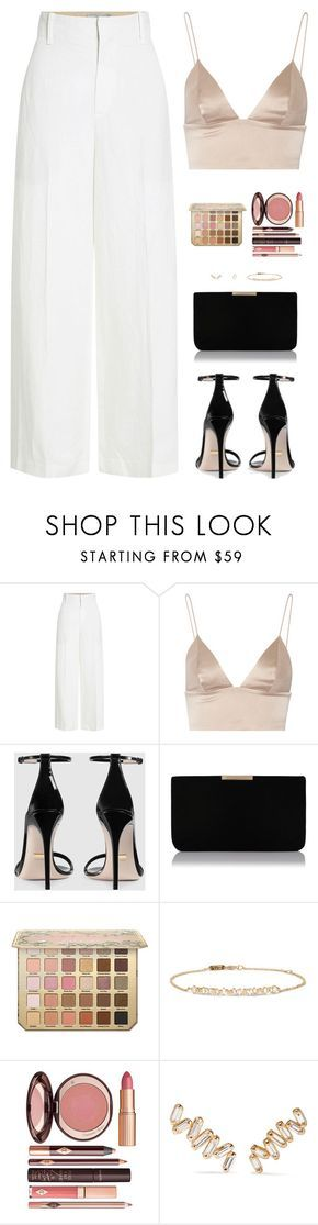"""""""Sin título #4717"""" by mdmsb on Polyvore featuring moda, Vince, T By Alexander Wang, Gucci, L.K.Bennett, Suzanne Kalan y Charlotte Tilbury"""