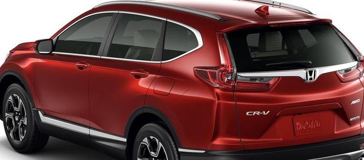 2017 Honda CR-V Officially Unveiled  http://news.maxabout.com/cars/honda-cars/2017-honda-cr-v-officially-unveiled/  #Honda #CRV