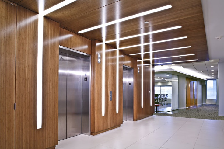 Elevator Wall And Ceiling Inspiring Interiors