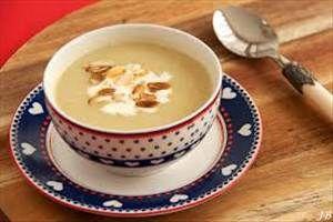 Soep van Pastinaak en Gember - Recept Details