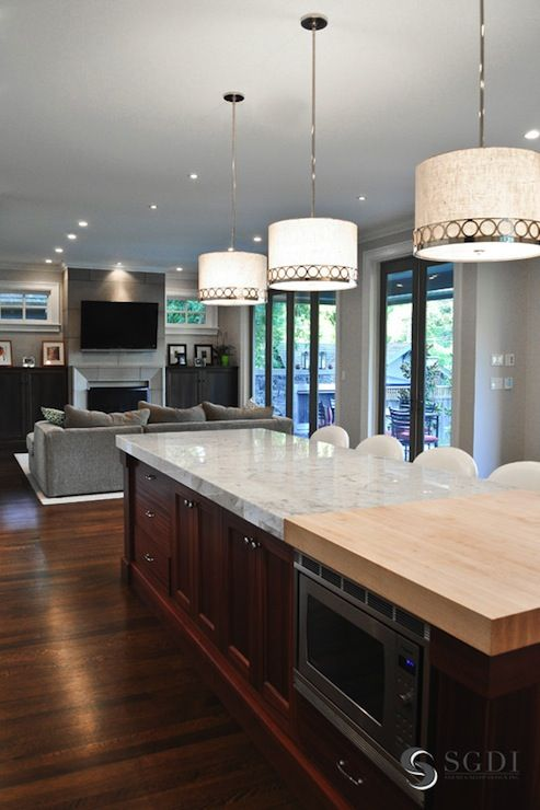 Sarah Gallop Design Incredible Open Plan Kitchen And