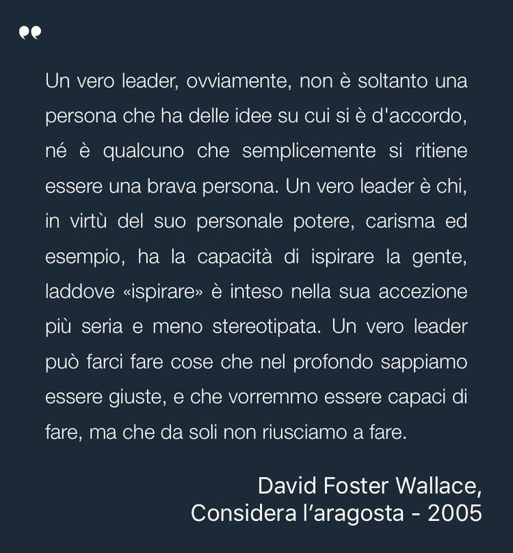 Inspiring Quote by David Foster Wallace from Considera l'aragosta #Inspiration #Society #Politics - Saved on @quotle
