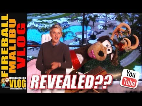 What is the next #Ellen DeGeneres CHRISTMAS MASCOT! - FMV485
