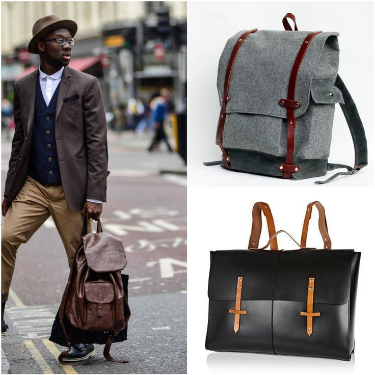 Men Fashion Backpacks - BackpackStyle