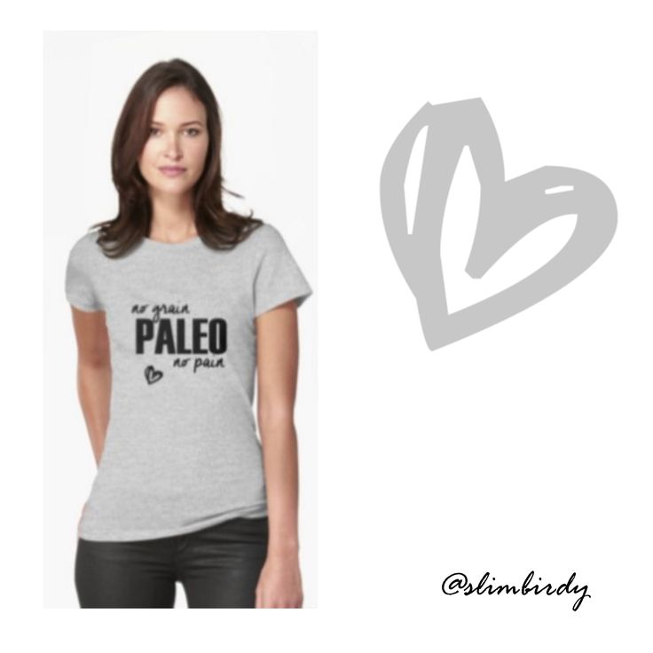 For all Paleo lovers. Show everyone how great you feel living this awesome lifestyle. Also available on mugs, pillows, wall art & more. #paleo #lifestyle #alternative