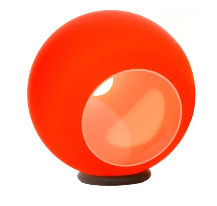Heal's | Fluoro Orange Floor Lamp by Tom Dixon - Floor Lamps - Lamps - Lighting