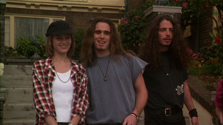 It's hard to pick only one cameo in the movie Singles.  But it's pretty cool to think that Chris Cornell may be walking down the street.