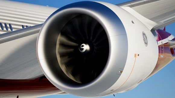 General Electric Plans 3D Printing Turbine Blades Boeing 777X's GE9X Engines of the New Generation